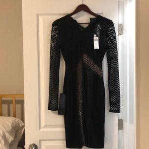 Jaelyn BCBG dress